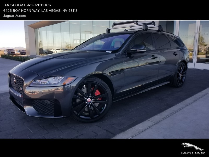 New 2018 JAGUAR XF SPORTBRAKE S AWD