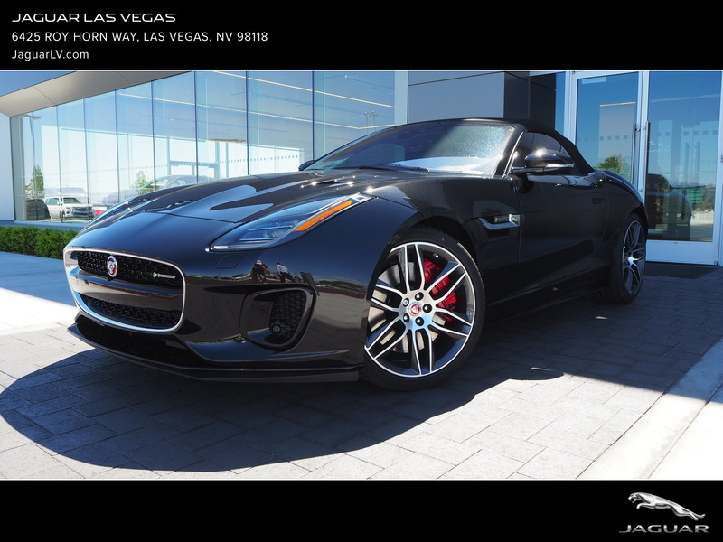 New 2020 JAGUAR F-TYPE CONVERTIBLE AUTO R-DYNAMIC AWD
