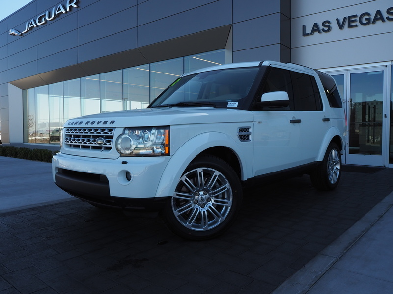 Pre-Owned 2011 LAND ROVER LR4 HSE