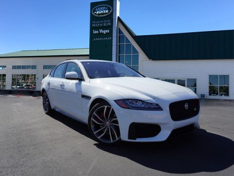 New 2018 JAGUAR XF SEDAN S RWD