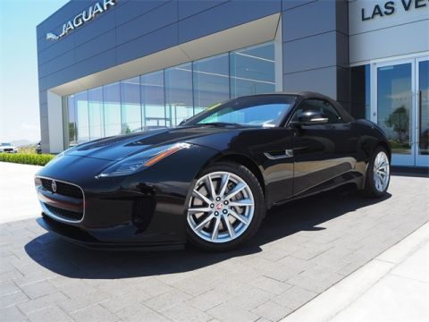 Certified Pre-Owned 2018 Jaguar F-TYPE Base